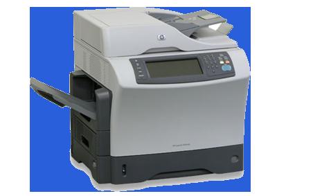HP LaserJet MFP 4345